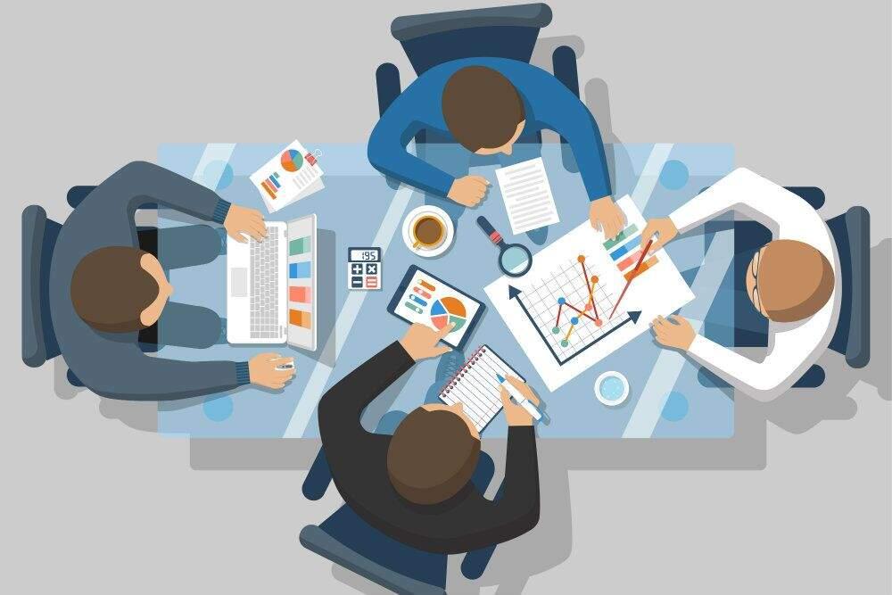 Estrutura Organizacional Para Escritório De Contabilidade