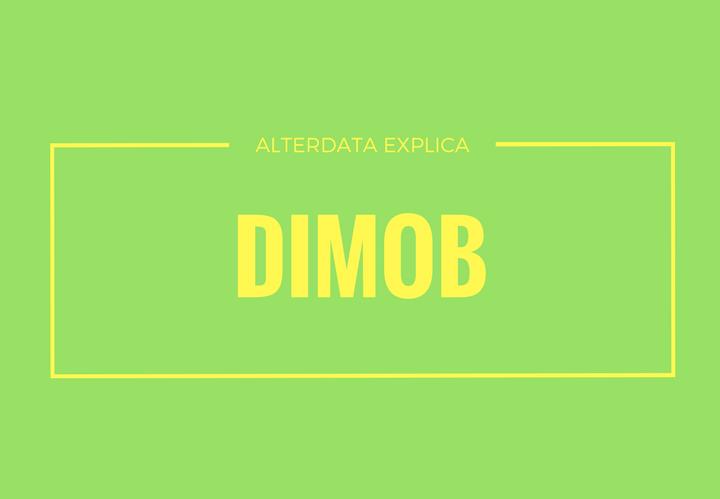 Alterdata Explica - DIMOB
