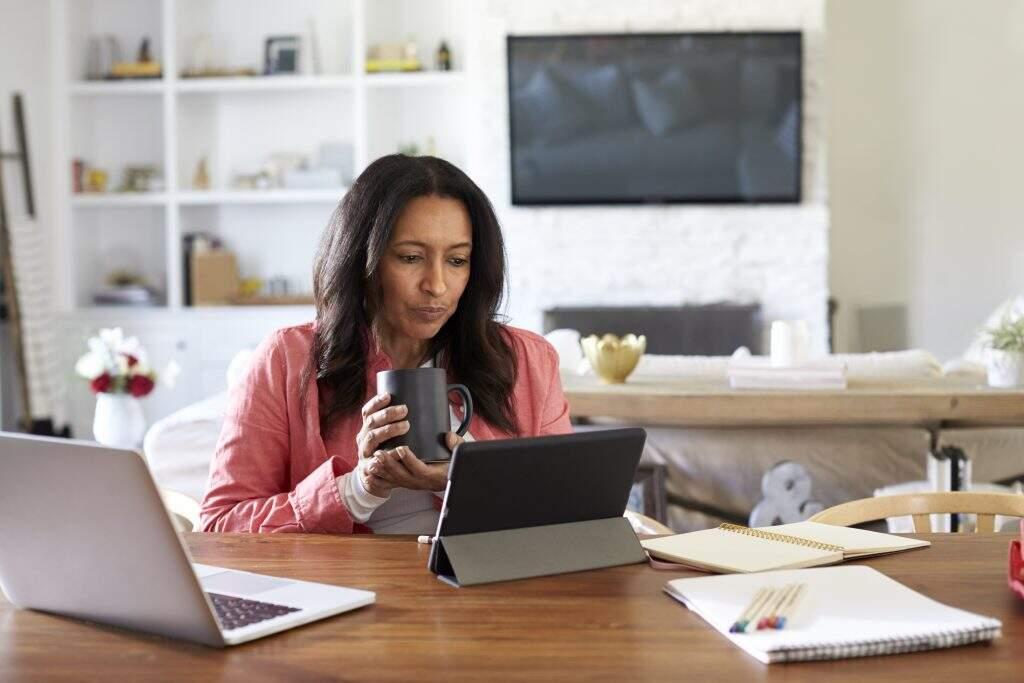 Aumentar produtividade no home office