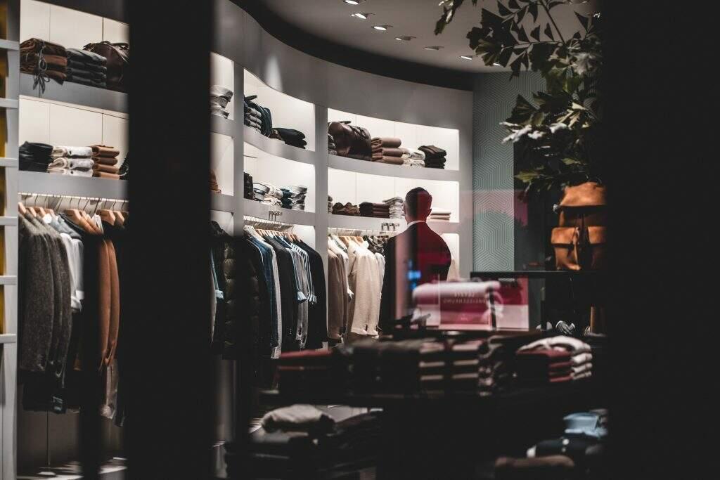 PDV para loja de roupas
