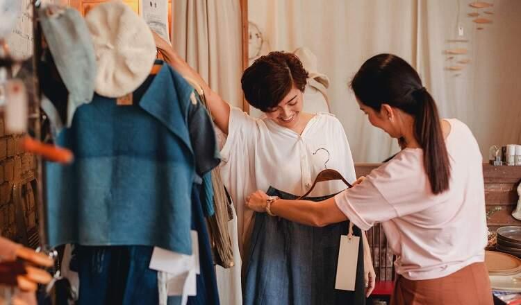 como administrar uma loja de roupas